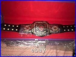 WWE United Kingdom Wrestling Championship MINi Replica Belt