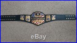 WWE United States Championship Belt Replica Adult Size US Title Network Logo