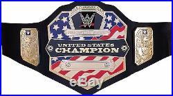 WWE United States Championship Belt Replica Toy Adult Kids Wrestling Title WWF