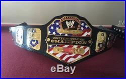 WWE United States Championship Title Belt Adult Replica US