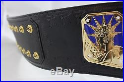 WWE United States Championship Title Belt Adult Replica US Signed Dolph Ziggler