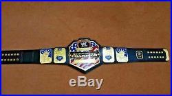 WWE United States Championship Wrestling Belt 2mm Plates