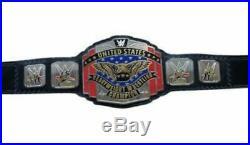 WWE United States Heavyweight Wrestling Championship Metal Belt Replica Adult