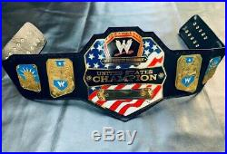 WWE United States Wrestling Championship Belt Replica Adult size 2mm brass