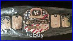 WWE United States championship replica belt adult size without box free shipping