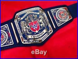 WWE United kingdom Championship Wrestling Replica Title Belt Adult Size