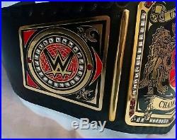 WWE United kingdom Uk Championship Wrestling Title replica Belt Adult Size