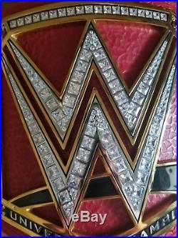 WWE Universal Championship Adult Size Replica Title Belt (Brand New)