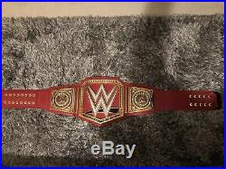 WWE Universal Championship Belt Adult Replica Official