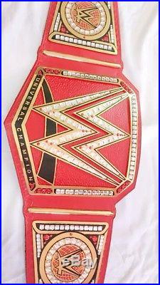 WWE Universal Championship Belt Replica Adult size