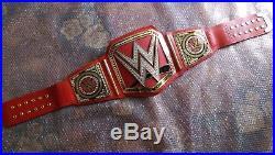 WWE Universal Championship Commemorative Title Belt Adult Size