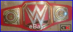 WWE Universal Championship Metal Adult Wrestling RAW Replica Title Belt