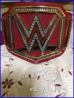 WWE Universal Championship Replica Belt
