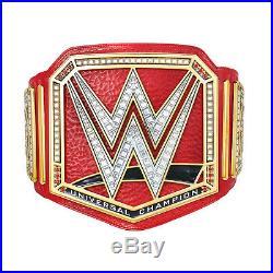 WWE Universal Championship Replica Title Belt