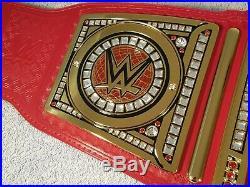 WWE-Universal Championship Replica Title Belt, Adult-Size