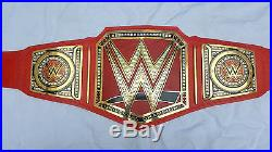 WWE Universal Championship Replica Title Belt Adult Size with Bag