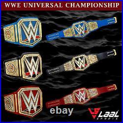 WWE Universal Championship World Heavyweight Wrestling Belt Replica Adult Size