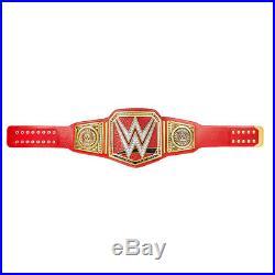 WWE Universal Championship Wrestling Belt Adult Size Replica