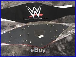 WWE Universal Championship Wrestling Belt Adult Size WWE TITLE BELT BRAND NEW