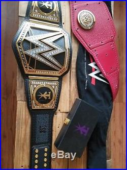 WWE Universal Championship Wrestling Replica Belt Adult Size Authentic