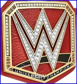 WWE Universal Championship Wrestling Replica Belt Adult Size BRAND NEW Authentic