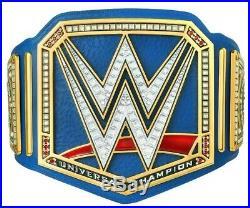 WWE Universal Championship Wrestling Replica Title Belt 100 % Geniune