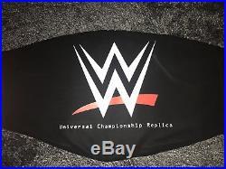 WWE Universal Championship Wrestling Replica Title Belt Adult Size