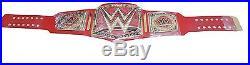 WWE Universal Championship Wrestling Replica Title Leather Belt Adult Size