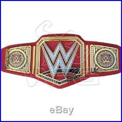 WWE Universal Championship Wrestling Title Replica Adult Belt 4mm WWF Belts
