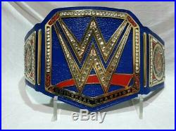 WWE Universal Championship Wrestling Title Replica Leather Belt Adult Size 2mm