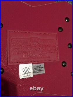 WWE UpUpDownDown Championship Replica Title Belt