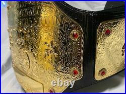 WWE WCW Big Gold Belt Heavyweight Championship Replica