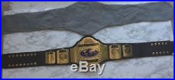 WWE WCW Television Championship Replica Belt