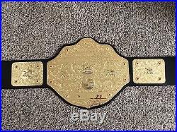 WWE WCW World Heavyweight Championship BELT WWE WWF