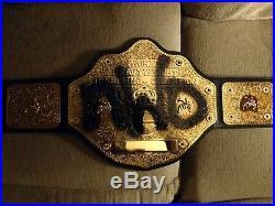WWE WCW nWo World Championship Replica Belt