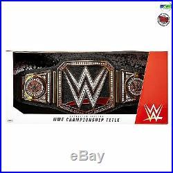 Wwe World Heavyweight Championship Collectible Title Belt Fans Replica Champion