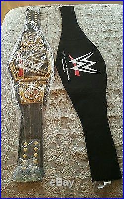 Wwe World Heavyweight Championship Commemorative Title Belt. New