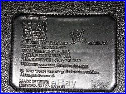 WWE WORLD HEAVYWEIGHT CHAMPIONSHIP METAL ADULT REPLICA WRESTLING TITLE BELT edge