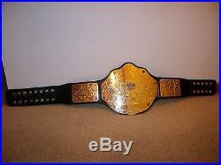 WWE WORLD HEAVYWEIGHT CHAMPIONSHIP REPLICA TITLE BELT WithBAG