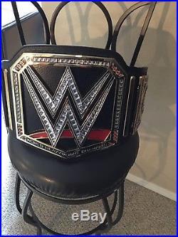 Wwe World Heavyweight Championship Title Belt Replica