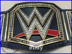 WWE WORLD Heavyweight Championship Wrestling Belt