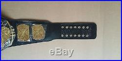 WWE / WWF 2 PCS Belts Classic Gold Winged Eagle Championship replica Belts New