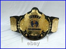 WWE WWF 4mm Replica Winged Eagle Championship Title Belt