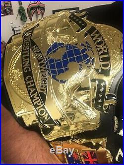 WWE WWF Championship Belt FANDU Rare ANDRE THE GIANT