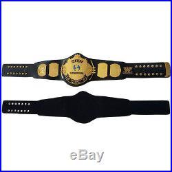WWE/WWF Classic Gold Winged Eagle Championship Replica Adult Title Belt