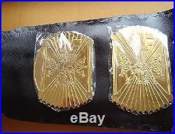 WWE/WWF Classic Gold Winged Eagle Championship replica Belt Adult Title Belt