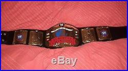 WWE / WWF European Championship Title Belt (Adult size replica)