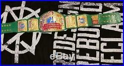 WWE WWF European Championship replica belt 6mm