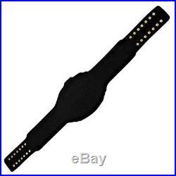 WWE / WWF Intercontinental Championship Wrestling Leather Replica Adult Belt