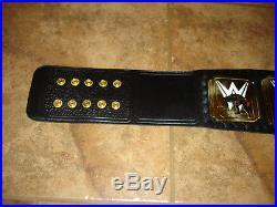 WWE WWF Intercontinental Heavyweight Championship Replica Belt ADULT SIZE